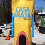 Casa Brasil Puppet