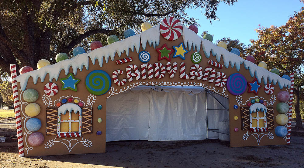 Austin Trail Of Lights Candyland