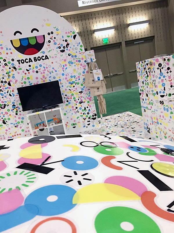 Toca Boca Event