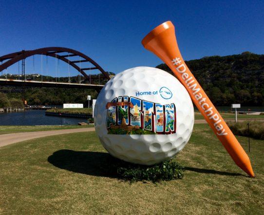 PGA Giant Golf Ball
